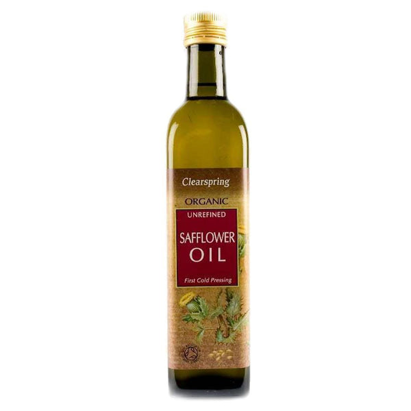 Clearspring - Safflower Oil Organic 500ml