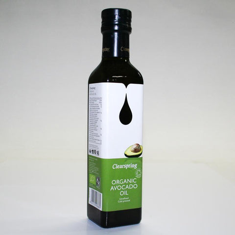 Clearspring - Avocado Oil - Organic 250ml