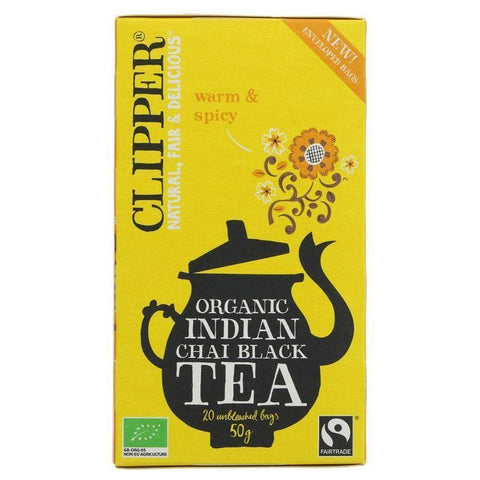 Clipper - Indian Chai 20bags