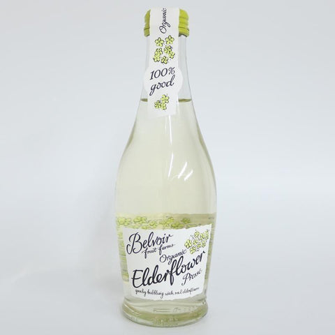 Belvoir - Elderflower Presse 250ml