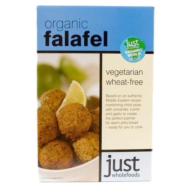 Just Wholefoods - Falafel Mix - Organic 120 G