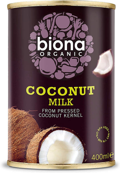 Biona - Coconut Milk Organic 400ml