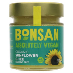 Bonsan - Sunflower Ghee 200g