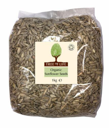 Tree Of Life - Organic Sunflower Seeds 1kg