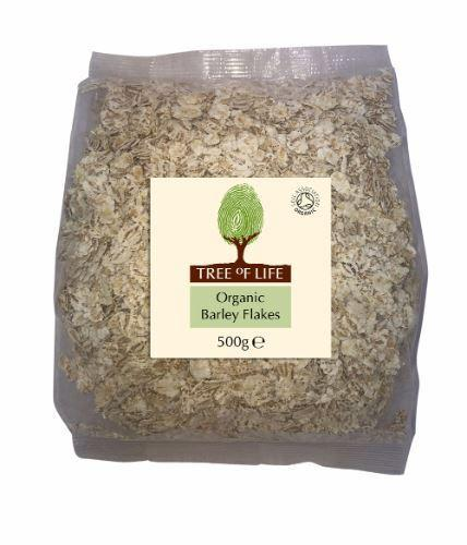 Tree Of Life - Organic Barley - Flakes 500g