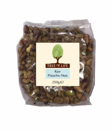 Tree Of Life - Pistachio Nuts - Raw 250g