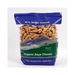 Its Soya Good - Soy Chunks 150g