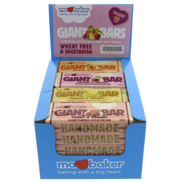 Ma Baker - Smoothie Bar - Wheat Free 100g