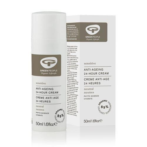 Green People - Neutral Scent Free 24 Hour Cream 50ml
