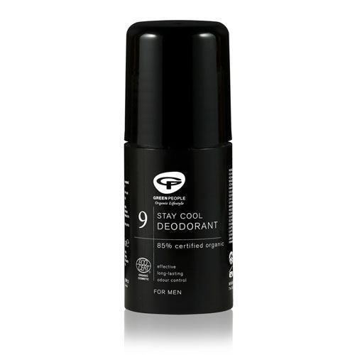 Green People - Organic Homme 9 Stay Cool Deodorant 75ml