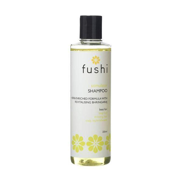 Fushi - Organic Stimulator Herbal Shampoo Glass Bottle 230ml