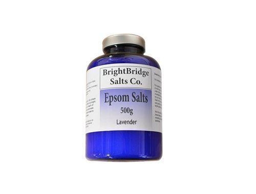 Bright Bridge - Epsom Salts With Lavender Oil 500g