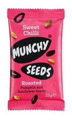 Munchy Seeds - Munchy Seeds  Sweet Chilli Snack Pack 25g
