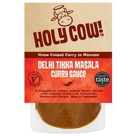 Holy Cow! - Delhi Tikka Masala Curry Sauce 250g