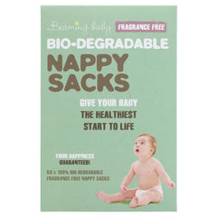 Beaming Baby - Nappy Sacks - Fragrance Free 60