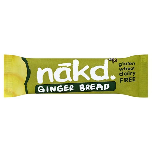 Nakd - Ginger Bread Bar 35g