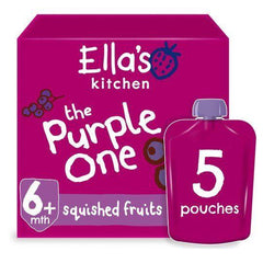 Ella's Kitchen - The Purple One - Multi Pack 5 x 90g
