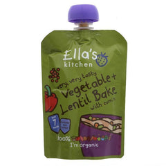 Ella's Kitchen - Kitchen Vegetable Bake 130g