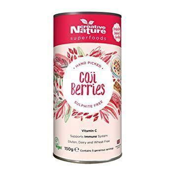 Creative Nature - Goji Berries 150g