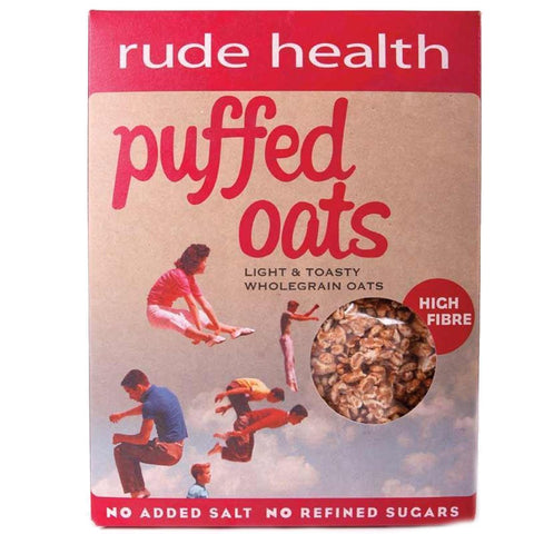 Rude Health Foods - Puffed Oats 175g