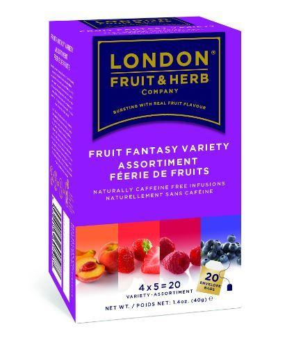London Fruit & Herbal - Fruit Fantasy Tea 20 Bags