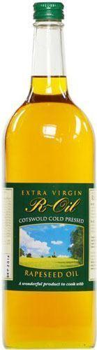 R-oil - Cold Pressed Rapeseed Oil 1ltr