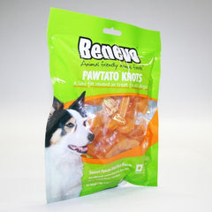 Benevo - Pawtato Small Knots 150g