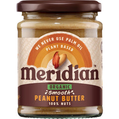 Meridian - Peanut Butter Smooth 280g