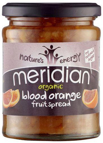 Meridian - Blood Orange Spread - Organic 284g