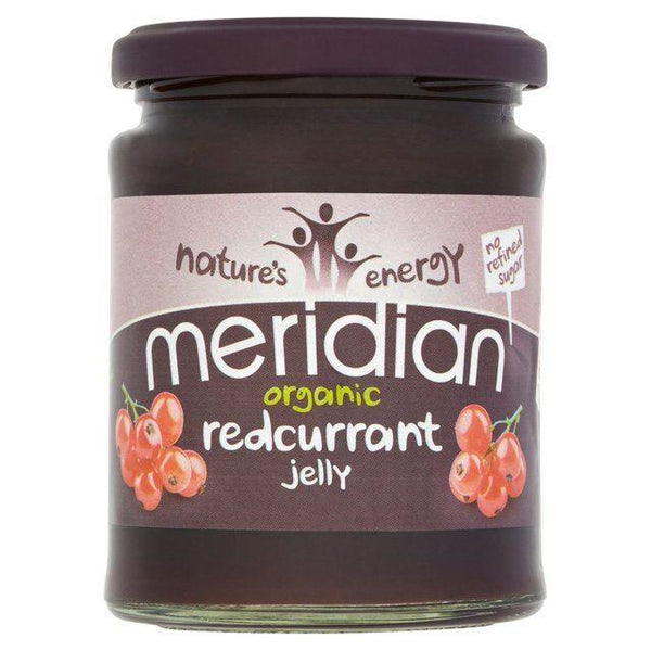 Meridian - Redcurrant Jelly - Organic 284g