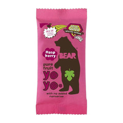 Bear - Yoyo Pure Fruit Rolls-raspb'ry 20g
