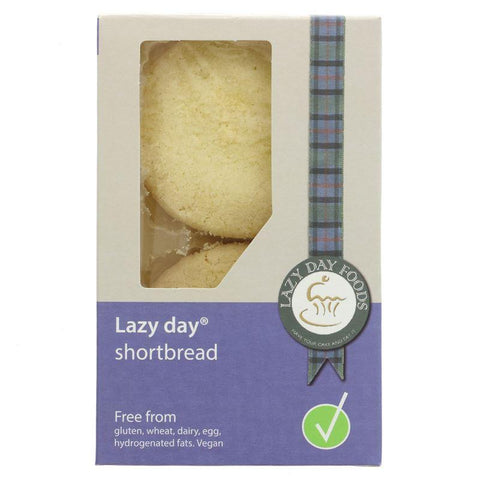 Lazy Day - Free From Shortbread 150g