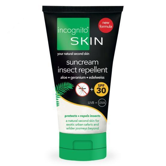 Incognito - Suncream Insect Repellent Spf 30 150ml