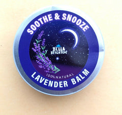Bella Brighton - Soothe And Snooze Lavender Balm 50ml