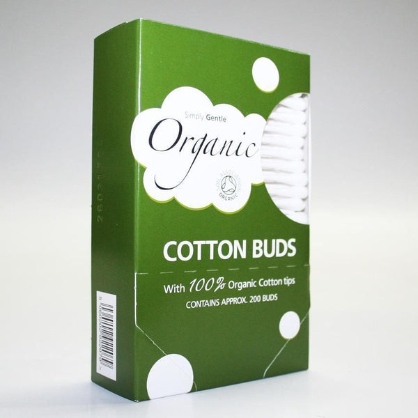 Simply Gentle - Cotton Buds - Organic 200