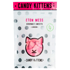 Rh Amar And Co Ltd A - Candy Kittens Eton Mess Gourmet Sweets 138g
