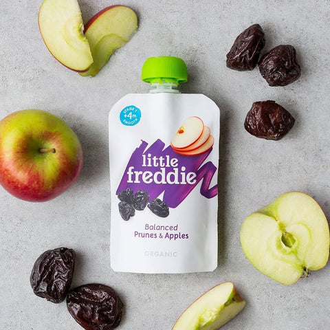 Little Freddie - Balanced Prunes And Apples 100g