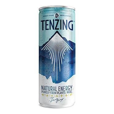 Tenzing - Signature Natural Energy Drink Multipack (250mlx4)
