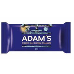 Adam's Cold Pressed Chocolate - Mint Bar 22g