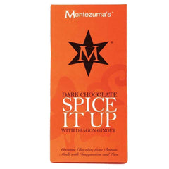 Montezuma's - Dark Chocolate Spice It Up 90g