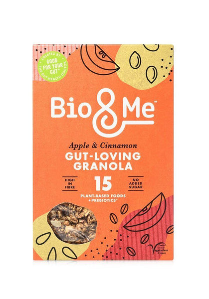 Bio&me - Apple & Cinnamon 360g