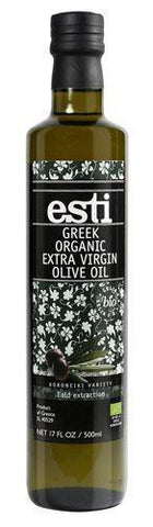 Esti - Organic Extra Virgin Olive Oil 500ml