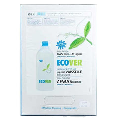 Ecover - Washing Up Liquid - Chamomile & Clementine 15ltr
