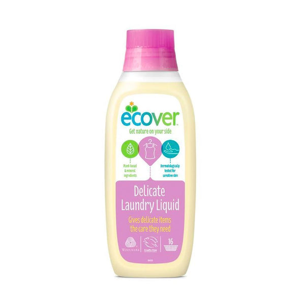 Ecover - Laundry Liquid - Delicate 750ml