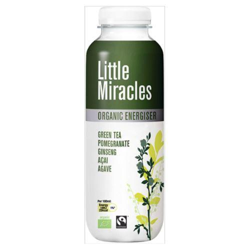 Little Miracles - Green Tea Energy Drink - Organic 330ml