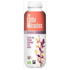 Little Miracles - Black Tea Energy Drink - Organic 330ml