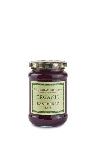 Thursday Cottage - Raspberry Jam - Organic 340g