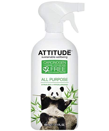 Attitude - Attitude  All Purpose Citrus Zest 800ml