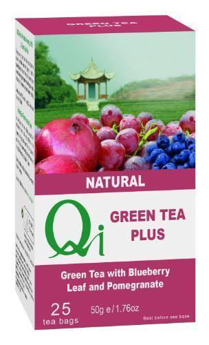 Herbal Health - Green Tea Plus 25 Bags
