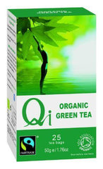 Herbal Health - Green Tea - Organic & Fairtrade 25 Bags